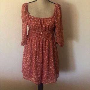 Dresses & Skirts - Dress cute fall colors , 🍁🍂